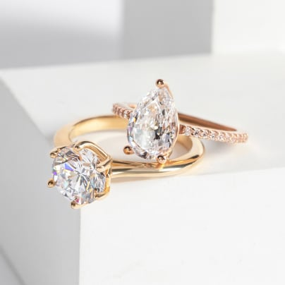 Moissanite vs Diamond: What's the Difference?