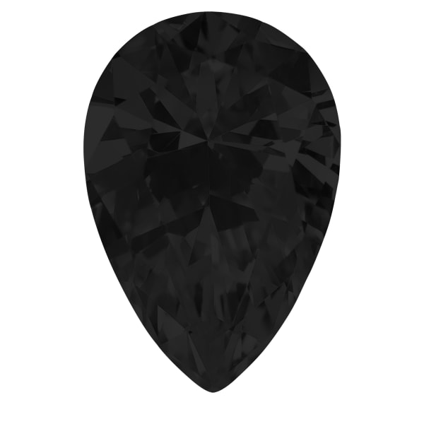 Black Pear Cut