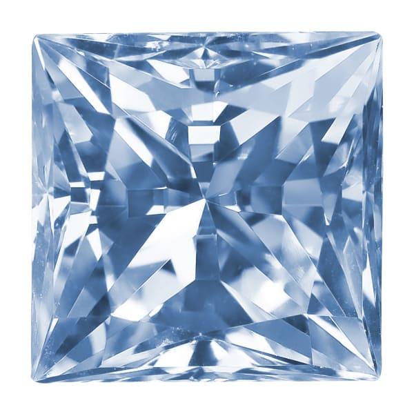 Glacial Ice Princess Cut