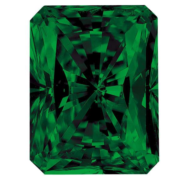 Emerald Radiant Cut
