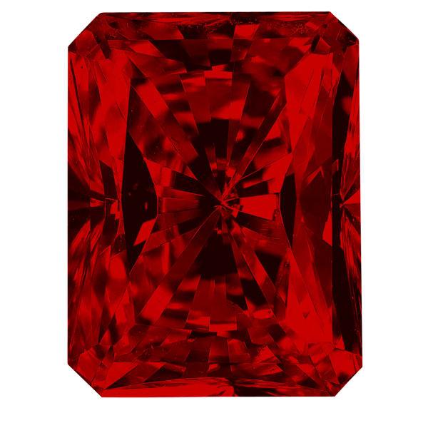 Ruby Radiant Cut
