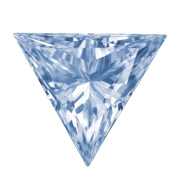 Glacial Ice Triangle Cut
