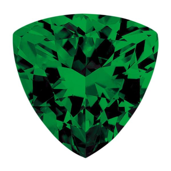 Emerald Trillion Cut
