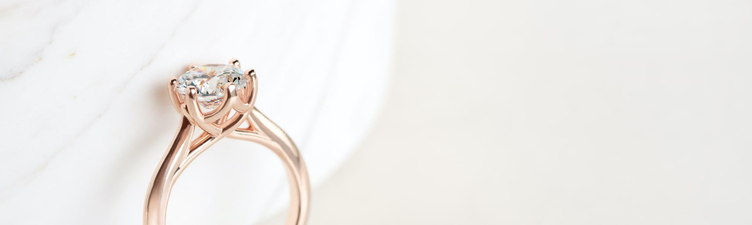 Bali Engagement Ring