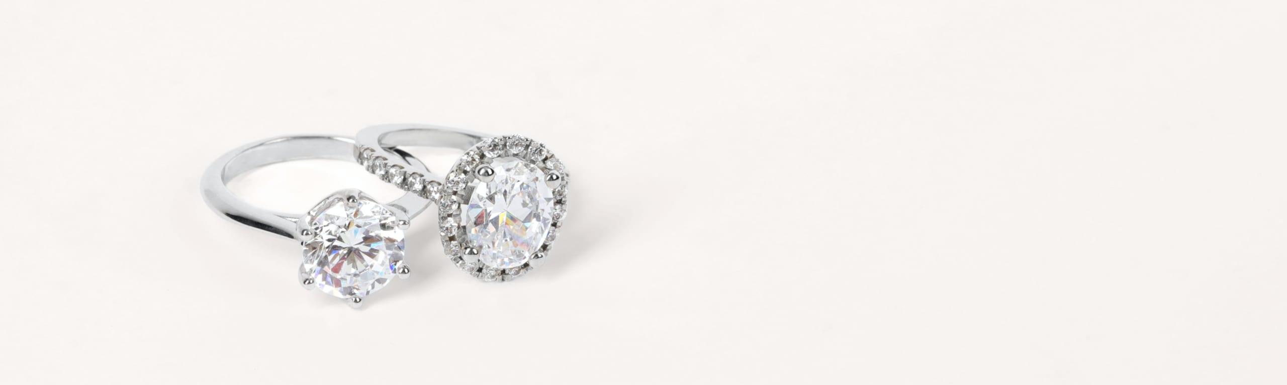 2+ Carat Engagement Rings