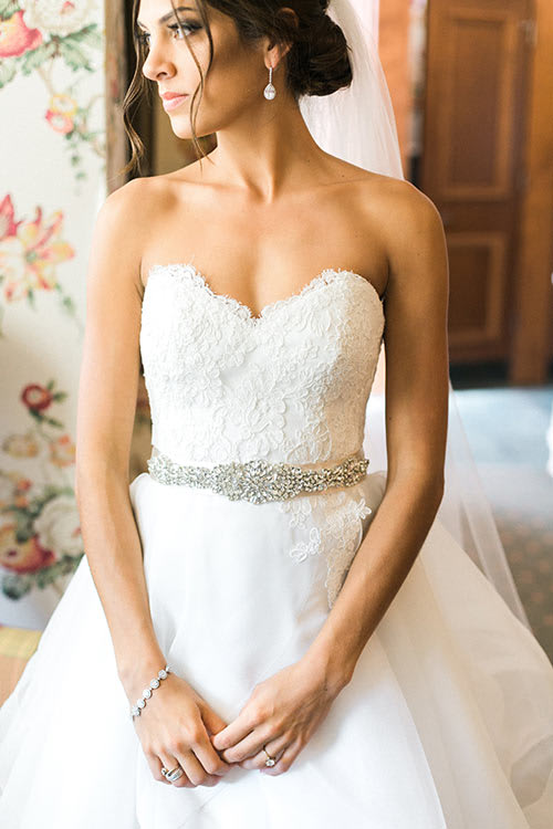 Bridal Trend: More is more