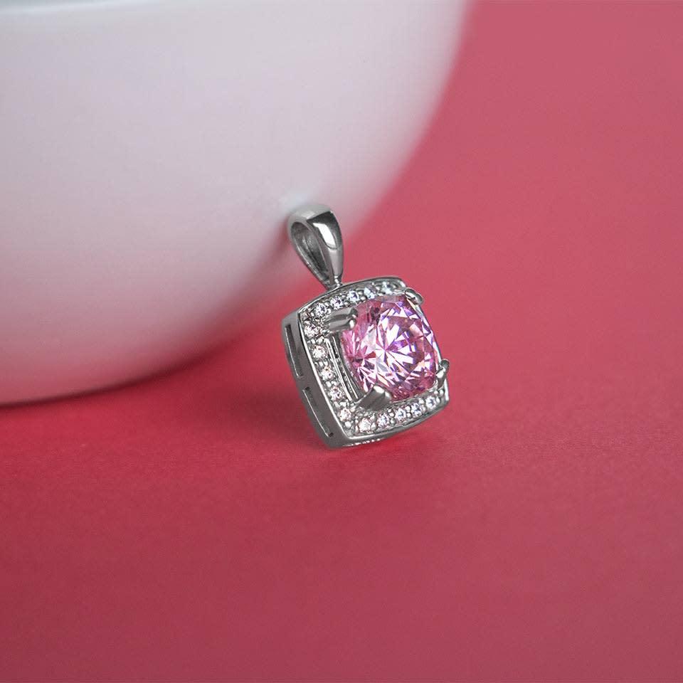 Rose Colored Nexus Diamonds