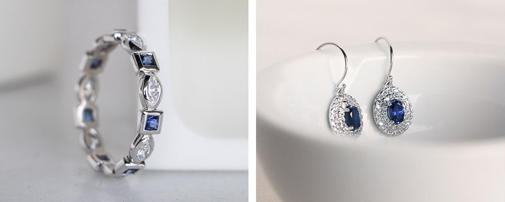 Subtle Sapphires