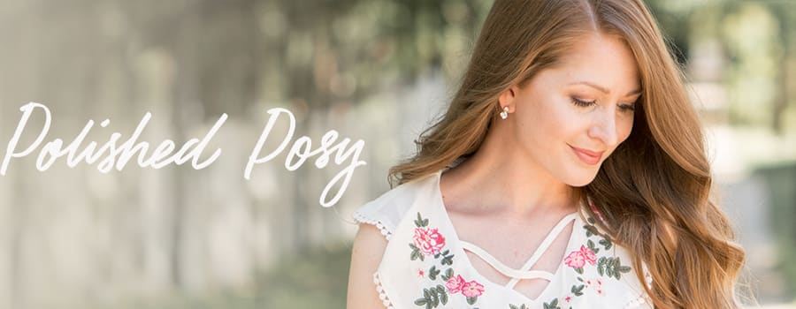 Insta-Approved: The Polished Posy