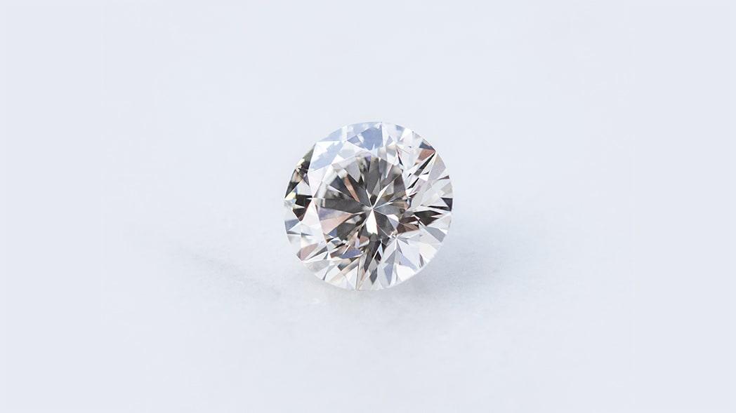 Loose Round cut Nexus Diamond alternative