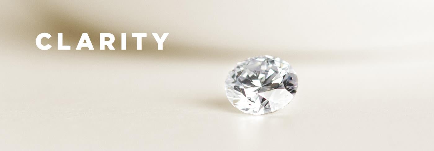 A loose Round cut Nexus Diamond alternative