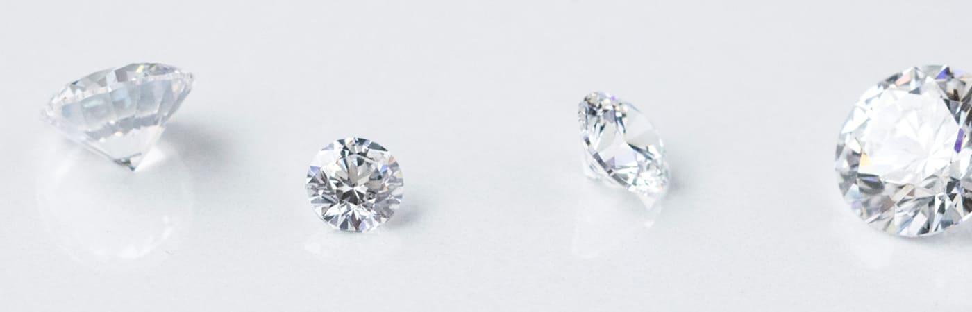 Loose Nexus Diamond alternative stones