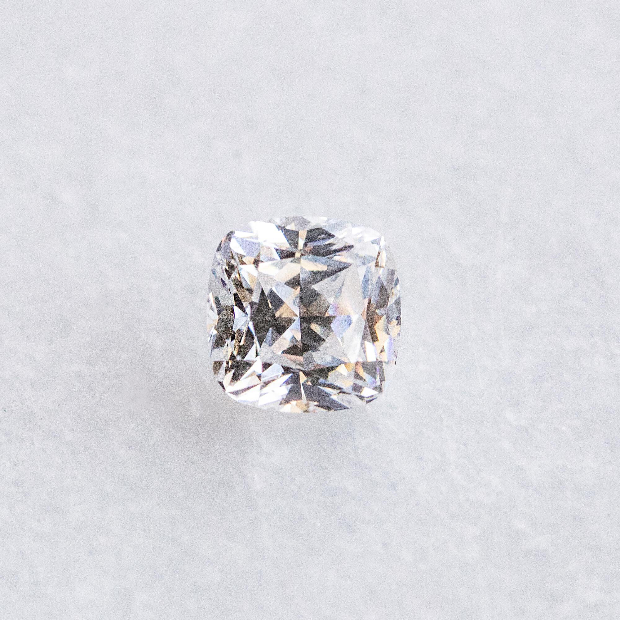 A Cushion Nexus Diamond alternative.