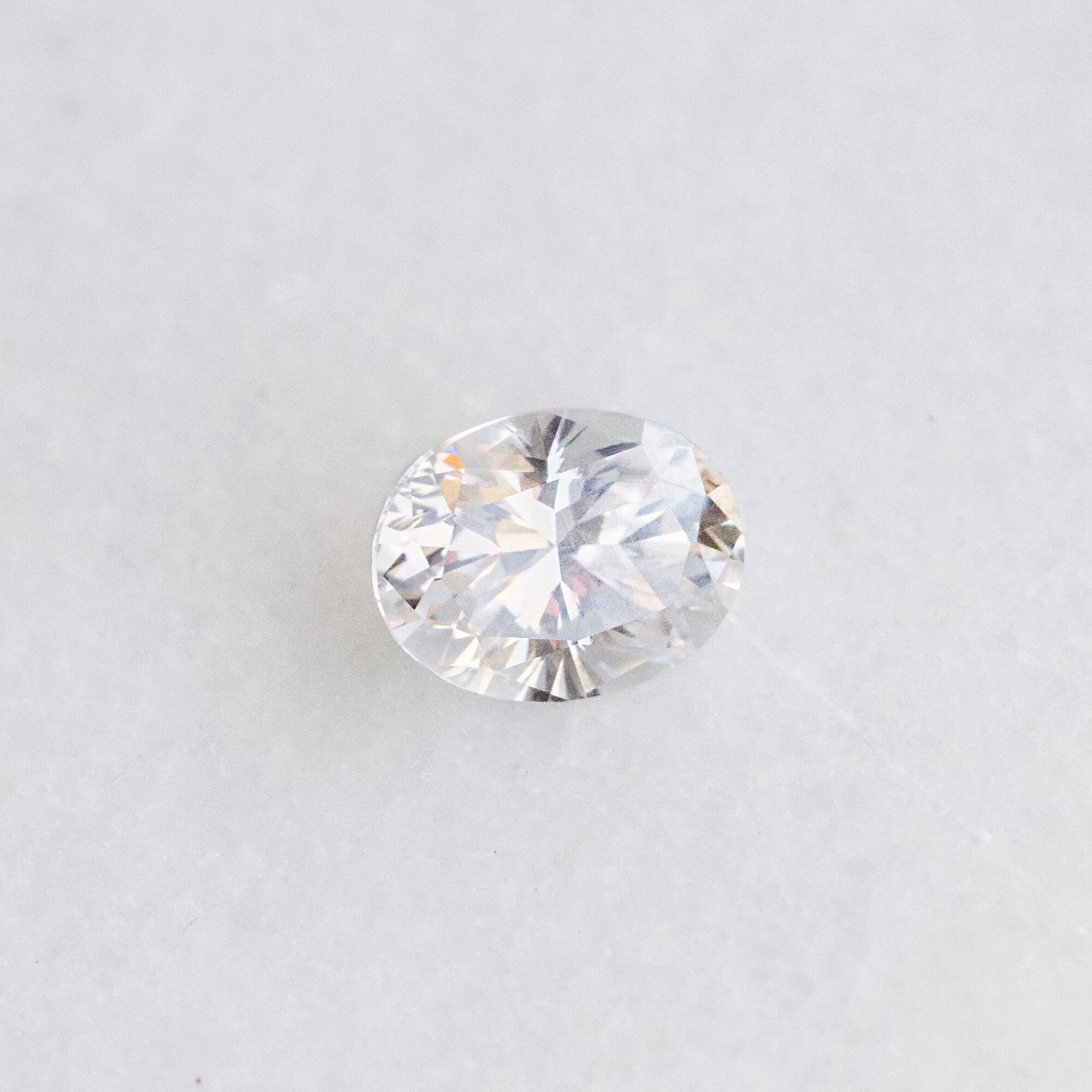 An Oval Nexus Diamond alternative.