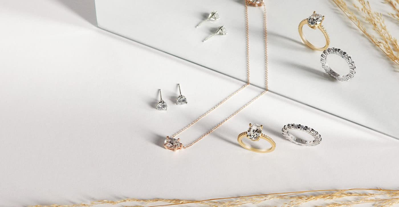 New Diamond Nexus engagement rings and fine jewelry.