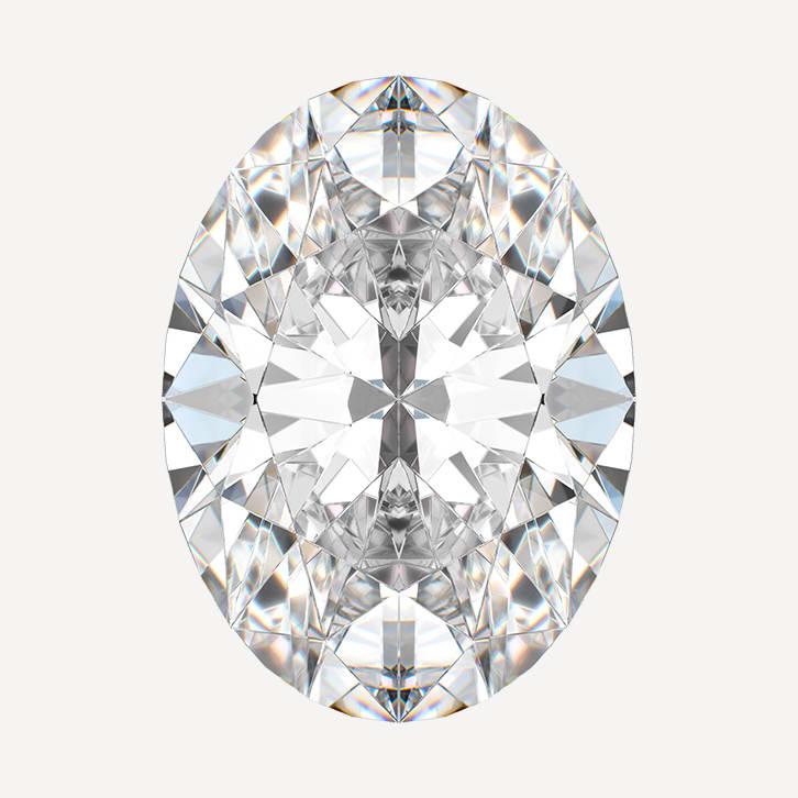 oval stone shape