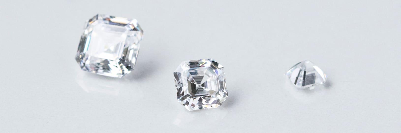 Three Nexus Diamond™ alternatives