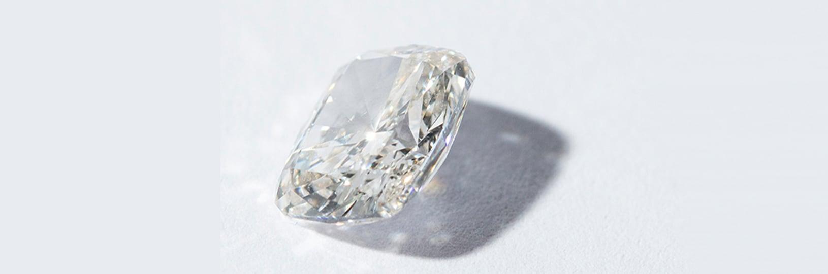 Image of a loose Nexus Diamond™ alternative